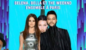 "MTV News ""Selena, Bella, et The Weeknd"""