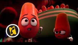 Sausage Party - bande annonce - VO - (2016)