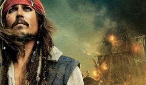 Pirates des Caraïbes 5: La Vengeance de Salazar - Trailer 2 (VOST) Bande-annonce (Disney - Johnny Depp) [Full HD,1920x1080]