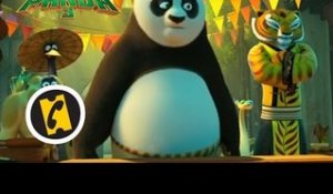 Kung Fu Panda 3 - bande annonce 3 - VO - (2016)
