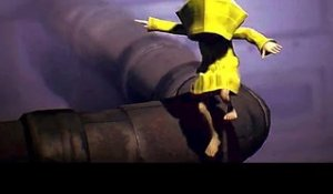 LITTLE NIGHTMARES Gameplay Trailer (Gamescom 2016)
