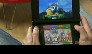 Gaming live Super Smash Bros. for 3DS - 5/5 : Smash à quatre 3DS