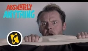 Absolutely Anything avec Simon Pegg - bande annonce - VF - (2015)
