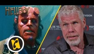 Hellboy 3 - Ron Perlman ressuscite le projet ! - Interview - (2015)