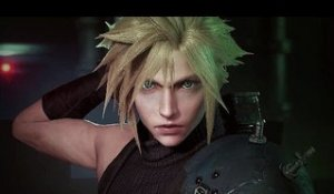 FINAL FANTASY VII Remake Gameplay (PS4)
