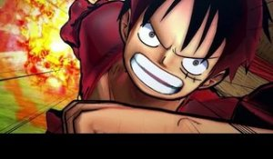 ONE PIECE Burning Blood Trailer VF (PS4 / Xbox One) 2016