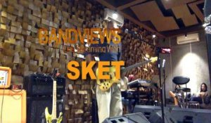 SKET 1ST LIVE STREAMING WITH BANDVIEWS..!! Replay