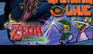 Gaming live Wii U - The Legend of Zelda : The Wind Waker HD - Zelda patate en HD