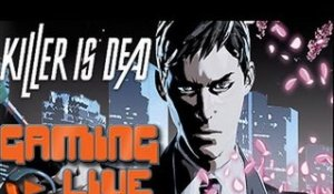Gaming live Xbox 360 - Killer is Dead - Alice cache bien son jeu