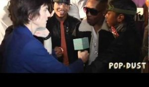 POPDUST @ the 2011 VMAs: Mindless Behavior