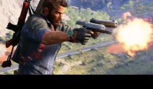 JUST CAUSE 3 Trailer de Gameplay [E3 2015]