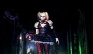 BATMAN ARKHAM KNIGHT - Harley Quinn Trailer