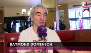 Estelle Denis mauvaise perdante, Raymond Domenech balance (EXCLU VIDEO)