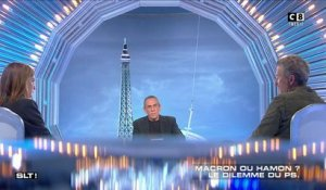 Denis Brogniart  réagit à l'accident sur l'émission #Dropped #SLT