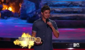 Efron, Zac  MTV Movie Awards