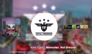 Alex Zigro - Memories, Not Dreams