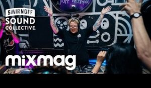 THE BLACK MADONNA celebrating International Women's Day in The Lab NYC