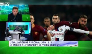 L'After évalue AS Roma-Olympique Lyonnais (2-1)