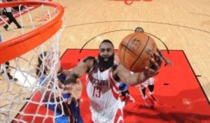 GAME RECAP: Rockets 105, Thunder 99