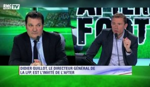 Didier Quillot se confie à l'After sur le futur naming de la Ligue 1