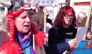 Lorient. Les opposants aux compteurs Linky manifestent
