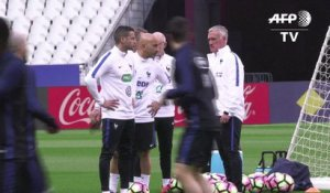 "Amical France-Espagne: ""Un match de prestige"" selon Deschamps"