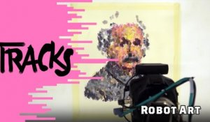 Robot Art - Tracks ARTE