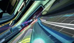 WipEout Omega Collection : Trailer PS4