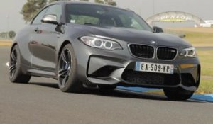 Supertest BMW M2 (2017)