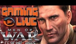 GAMING LIVE PC -  Men of War : Condemned Heroes - Jeuxvideo.com