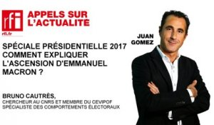 Comment expliquer l'ascension d'Emmanuel Macron