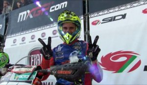 EMX250 Round of Trentino 2016 - Best Moment Race 2