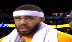 JaVale McGee Post Game Interview - PAL