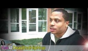 Is Sampling Bad 4 Hip Hop? | Ask@DeadEndHipHop w/Marjorie Battle 4-10-2012