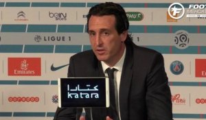 Emery explique l'absence de Ben Arfa