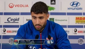 "Demies - Fekir : ""On a donné le maximum contre l'Ajax"""