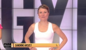 'Abdos / Fessiers' avec Sandrine - GYM DIRECT du 19/05