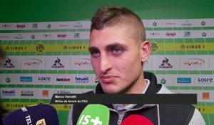 Foot - L1 - PSG : Verratti «On va respecter le contrat»