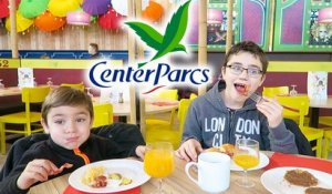 VLOG - MORNING ROUTINE à CENTER PARCS