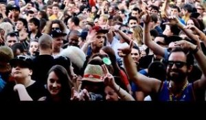 Hospitality At Lovebox 2011 - Saturday 16th July [Official Video]