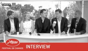 THE SQUARE - Interview - VF - Cannes 2017