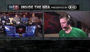 Inside the NBA: Jonas Jerebko