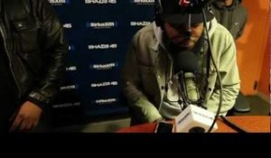 Stalley does the 5 Fingers of Death freestyle on #SwayInTheMorning