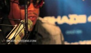 Tech N9ne on Sway in the Morning part 2/3