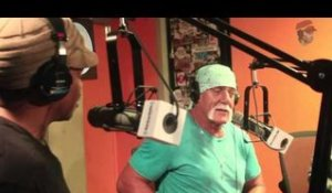 Hulk Hogan on Sway in the Morning part 1/2
