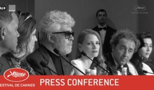 POST PALMARES - Press Conference - EV - Cannes 2017