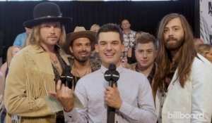 A Thousand Horses On New Album 'Bridges' | CMT Music Awards 2017