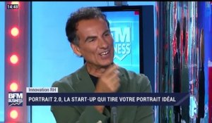 Innovation RH: Portrait 2.0, la start-up qui tire votre portrait idéal - 10/06