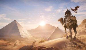 Assassin's Creed Origins - #E32017 Trailer de Gameplay