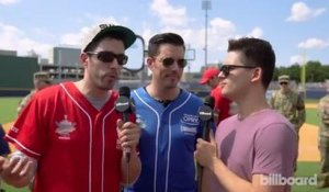The Property Brothers Talk New Music at CMA Fest
